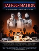 Tattoo Nation - Movie Poster (xs thumbnail)