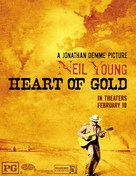 Neil Young: Heart of Gold - Australian Movie Poster (xs thumbnail)
