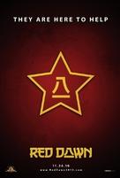 Red Dawn - poster (xs thumbnail)