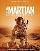 The Martian - Blu-Ray movie cover (xs thumbnail)