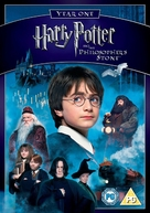 Harry Potter and the Sorcerer's Stone - British DVD movie cover (xs thumbnail)