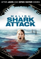 Malibu Shark Attack - Swedish DVD cover (xs thumbnail)