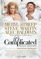 It's Complicated - Dutch Movie Poster (xs thumbnail)