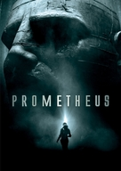 Prometheus - DVD movie cover (xs thumbnail)