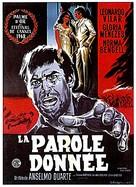 O Pagador de Promessas - French Movie Poster (xs thumbnail)