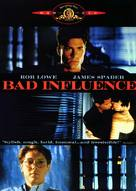 Bad Influence - DVD cover (xs thumbnail)