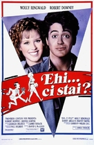 The Pick-up Artist - Italian Movie Poster (xs thumbnail)