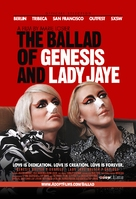 The Ballad of Genesis and Lady Jaye - Movie Poster (xs thumbnail)