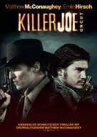 Killer Joe - Swiss DVD cover (xs thumbnail)