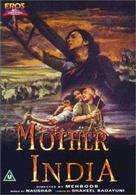 Mother India - British DVD cover (xs thumbnail)
