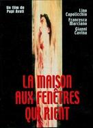 La casa dalle finestre che ridono - French Movie Cover (xs thumbnail)