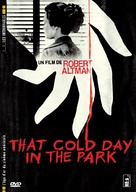 That Cold Day in the Park - French DVD cover (xs thumbnail)
