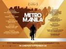 Metro Manila - British Movie Poster (xs thumbnail)
