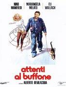 Attenti al buffone - Italian Movie Cover (xs thumbnail)