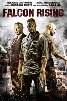 Falcon Rising - Canadian DVD cover (xs thumbnail)