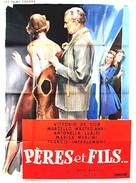 Padri e figli - French Movie Poster (xs thumbnail)