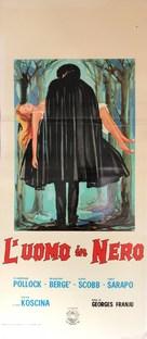 Judex - Italian Movie Poster (xs thumbnail)