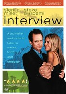 Interview - DVD cover (xs thumbnail)