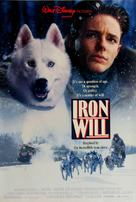 Iron Will - Movie Poster (xs thumbnail)