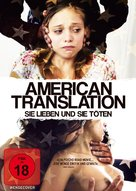 American Translation - German Movie Cover (xs thumbnail)