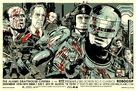 RoboCop - Homage movie poster (xs thumbnail)