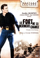 The Guns of Fort Petticoat - French Movie Cover (xs thumbnail)