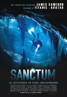 Sanctum - Peruvian Movie Poster (xs thumbnail)