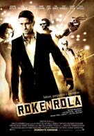RocknRolla - Lithuanian Movie Poster (xs thumbnail)