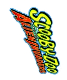 Scooby-Doo and the Alien Invaders - Logo (xs thumbnail)