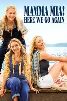 Mamma Mia! Here We Go Again - Movie Cover (xs thumbnail)