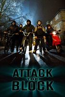 Attack the Block - British Video on demand movie cover (xs thumbnail)