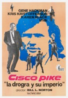 Cisco Pike - Spanish Movie Poster (xs thumbnail)