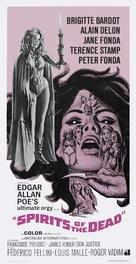 Histoires extraordinaires - Movie Poster (xs thumbnail)