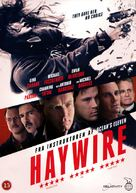 Haywire - Danish DVD movie cover (xs thumbnail)