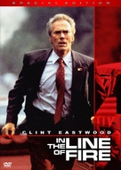 In The Line Of Fire - DVD movie cover (xs thumbnail)