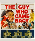 The Guy Who Came Back - Movie Poster (xs thumbnail)