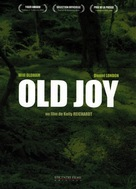 Old Joy - French Movie Cover (xs thumbnail)