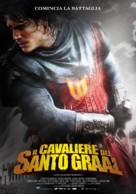 Capitán Trueno y el Santo Grial - Italian Movie Poster (xs thumbnail)