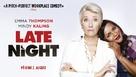 Late Night - Danish poster (xs thumbnail)
