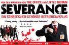Severance - Swiss Movie Poster (xs thumbnail)