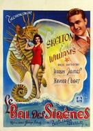 Bathing Beauty - Belgian Movie Poster (xs thumbnail)