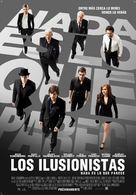 Now You See Me - Colombian Movie Poster (xs thumbnail)