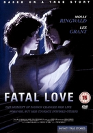 Something to Live for: The Alison Gertz Story - British Movie Cover (xs thumbnail)