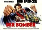 Bomber - German Movie Poster (xs thumbnail)