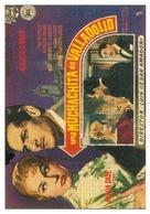 Una muchachita de Valladolid - Spanish Movie Poster (xs thumbnail)
