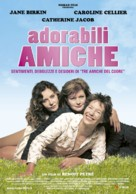 Thelma, Louise et Chantal - Italian Movie Poster (xs thumbnail)