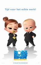 The Boss Baby: Family Business - Dutch Movie Poster (xs thumbnail)