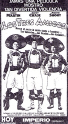 ¡Three Amigos! - Chilean poster (xs thumbnail)