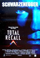Total Recall - Swedish Movie Poster (xs thumbnail)