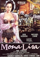 Mona Lisa - Italian Movie Poster (xs thumbnail)
